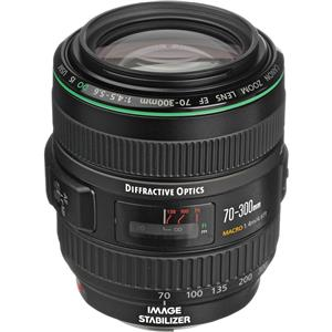 Canon EF 70-300mm f/4.5-5.6 DO IS USM Camera Lens